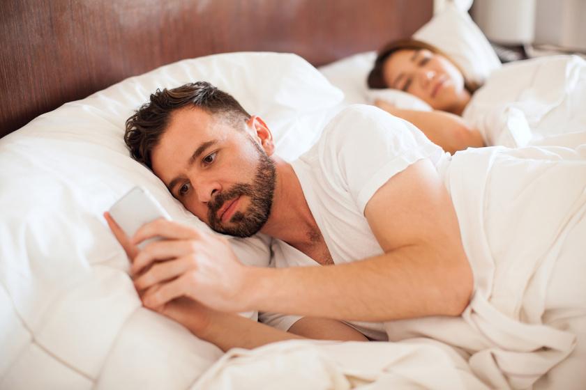 Rosszul alszik a pasi? Ekkor van baj az alvásterapeuta szerint