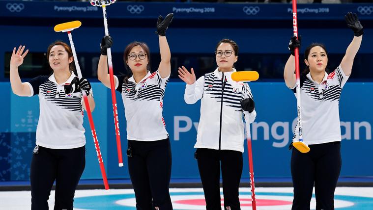 Lenyűgözték a curlingvilágot a dél-koreai Fokhagymalányok