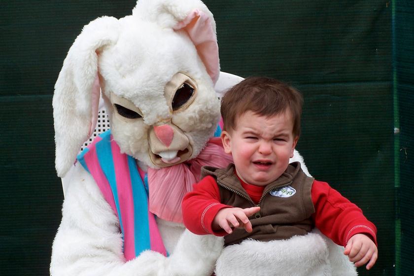 Húsvéti gyerekfotózás: 10 képet mutatunk, hogyan ne csináld!
