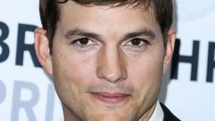 Ashton Kutcher egy hétig nem evett a válása után