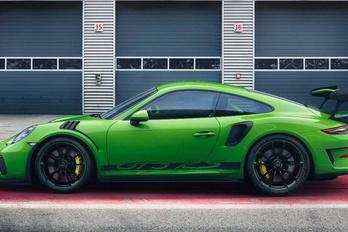 Igazán ütős lett az új Porsche 911 GT3 RS
