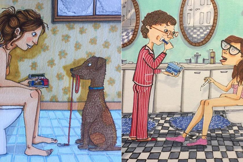 Mit csinálsz otthon, amikor senki sem figyel? Több lenne a hasonlóság az emberek között, mint hitted?
