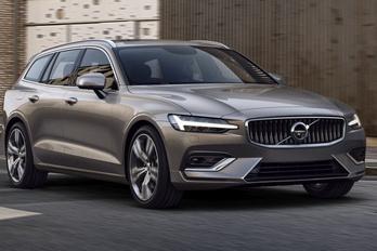 Nincs több titok: itt a Volvo V60