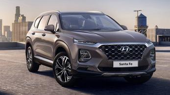 Íme, itt a Hyundai legnagyobb SUV-ja