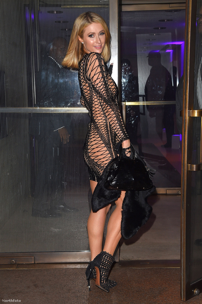 De ez így is van jól, hiszen Paris Hilton sem az a féktelen partiarc már, mint a 2000-es évek elején volt.