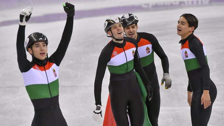 A vb-címért koriznak az olimpia magyar hősei