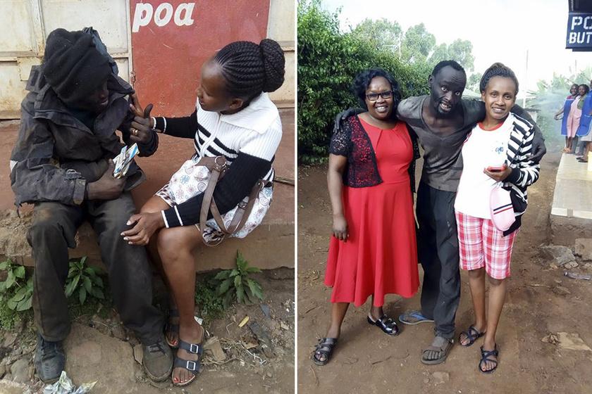 Patrick szörnyű állapotban volt, amikor Wanja rátalált: sovány volt, piszkos, és állandóan be volt drogozva. Még édesanyja sem tudott segíteni rajta.