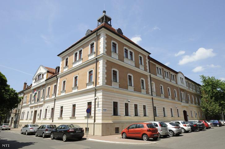 A Szegedi Ítélőtábla épülete