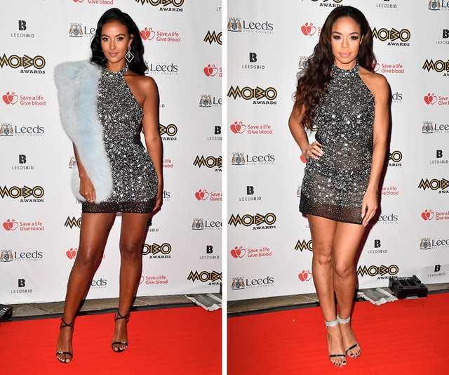 Maya Jama vs. Sarah Jane Crawford