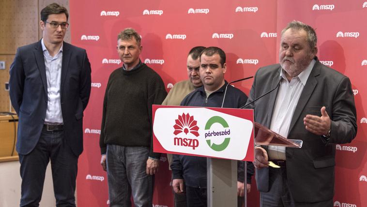 Lerákosizták az MSZP-st, válaszul leírja a fideszes állítólagos meggazdagodását