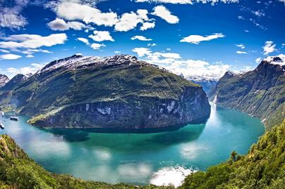 tengerobol 10 Geirangerfjord