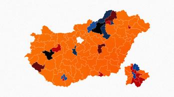 Ezekben a körzetekben izgulhat nagyon a Fidesz