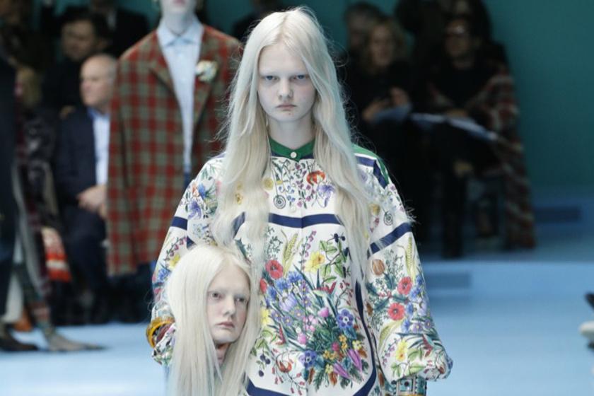 Horrorisztikusra sikerült a Gucci bemutatója: egy műtő volt a kifutó