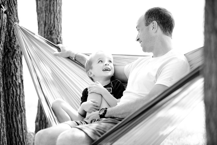 Az apaság nem a baba születésekor kezdődik: 35 tanács apáknak