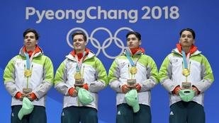 Nem kevés pénzt kerestek a téli olimpia magyar versenyzői