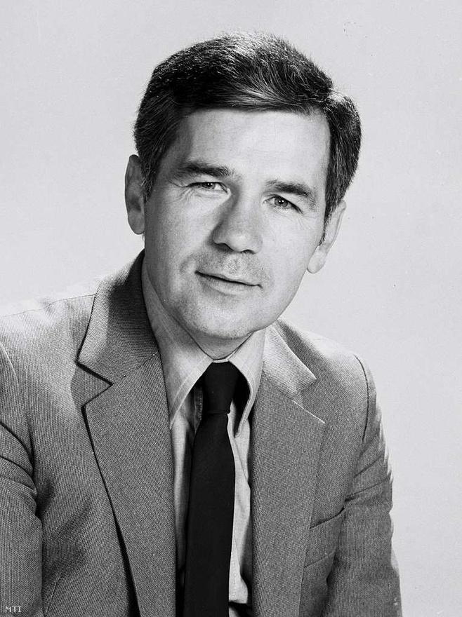 Horn Gyula még külügyi államatitkári kinevezése előtt 1984-ben