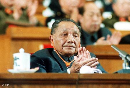 1987-ben, a kínai nemzetek kongresszusán