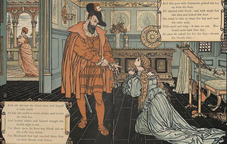 Walter Crance festménye