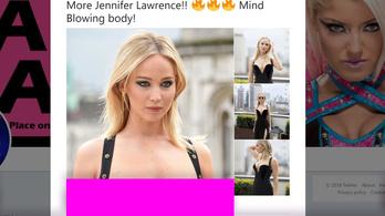 Jennifer Lawrence tényleg bevállalta