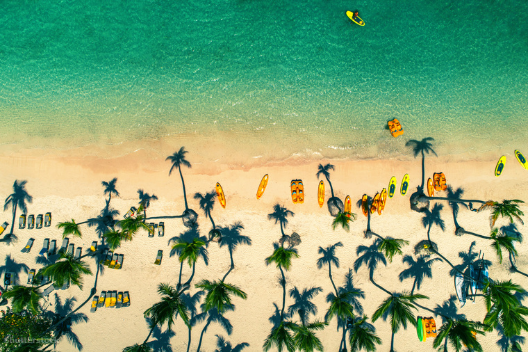 A Dominikai Köztársaság a valóságban is hemzsegett a kalózoktól