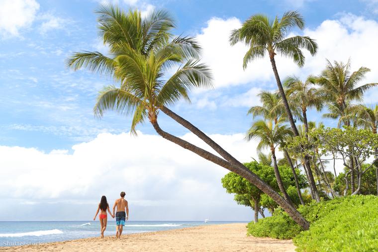 Virágkoszorú, koktél kókuszdióból szürcsölve és hibiszkuszvirágok – ezek a meditációs elemekkel felérő képek jutnak először eszembe Hawaii-ról