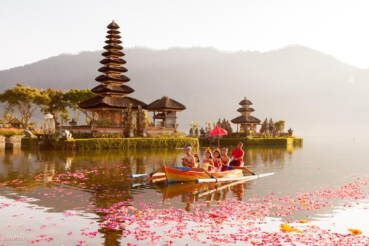 Fejemet rá, hogy mióta Julia Roberts az Ízek, imák, szerelmek főszereplőjeként az indonéz szigeten járt, jócskán megnőtt az odalátogató turisták száma