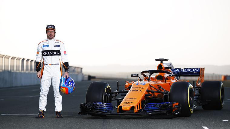 Alonso pár kör után beleszeretett a McLaren-Renault-ba