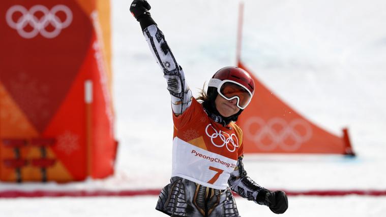 Nagyobb bravúrt nem csináltak még olimpián, mint Ledecká