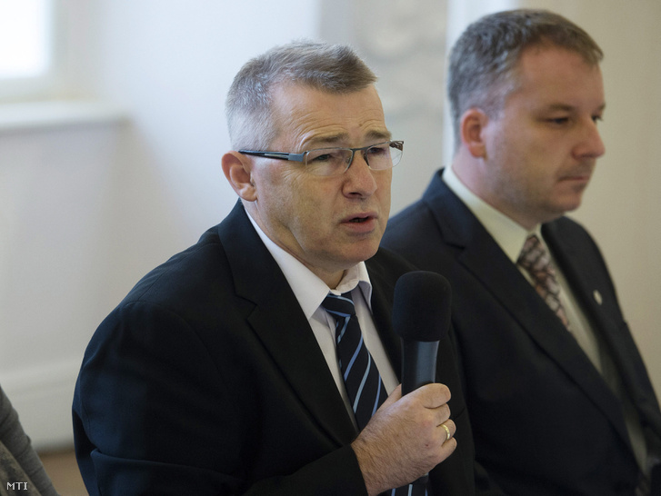 Szabó Zsolt és Horváth Richárd