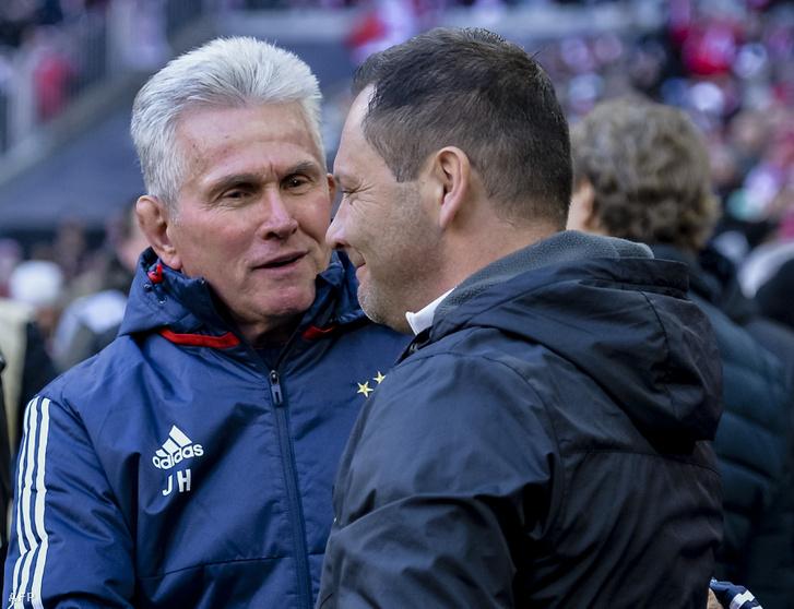A Bayern-edző Heynckes is gratulált Dárdainak