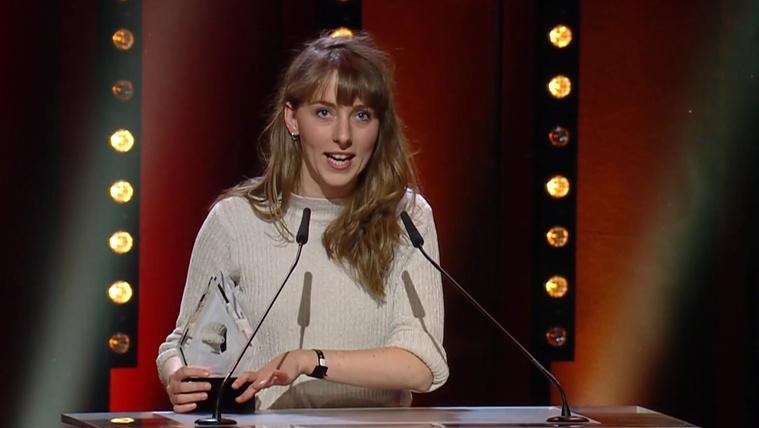 Bucsi Réka díjat kapott a Berlinalén