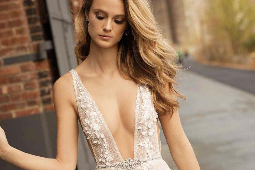 2018-as esküvői ruha trendek: gyönyörű darabok jönnek divatba!