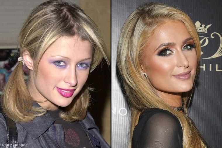 És nem kell tovább izgulnia, persze, hogy a 2000-es évek ikonja és legendája, Paris Hilton, nem maradhat ki egy ilyen gyűjtésből