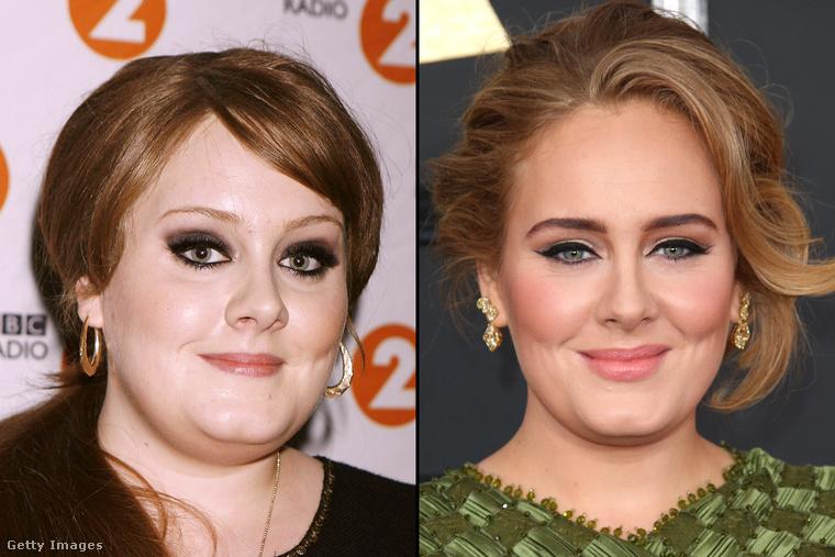 Ha pedig tovább fokozódott volna ez a trend, Adele biztos azok között lett volna, akik az egész szemöldöküket eltüntetik.