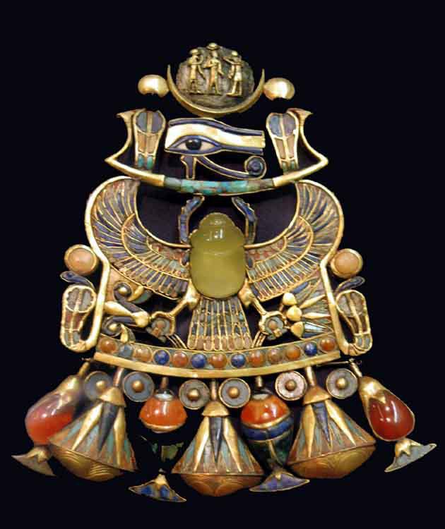 Tutanhamon nyaklánca
