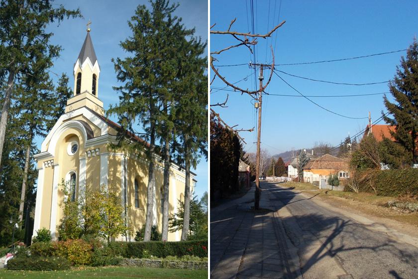 Várgesztes maga békés és apró. Szent Miklósnak szentelt katolikus temploma a falu közepén áll a 19. század óta.