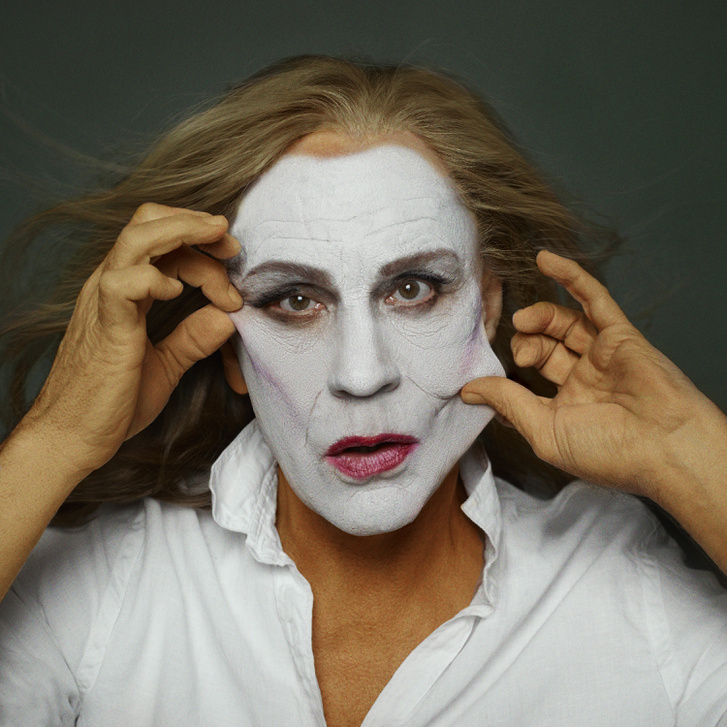 Annie Leibovitz: Meryl Steep (1981-2014)