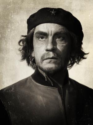 Alberto Korda / Che Guevara (1960), 2014                         © Sandro Miller / Catherine Edelman Gallery, Chicago jóvoltából