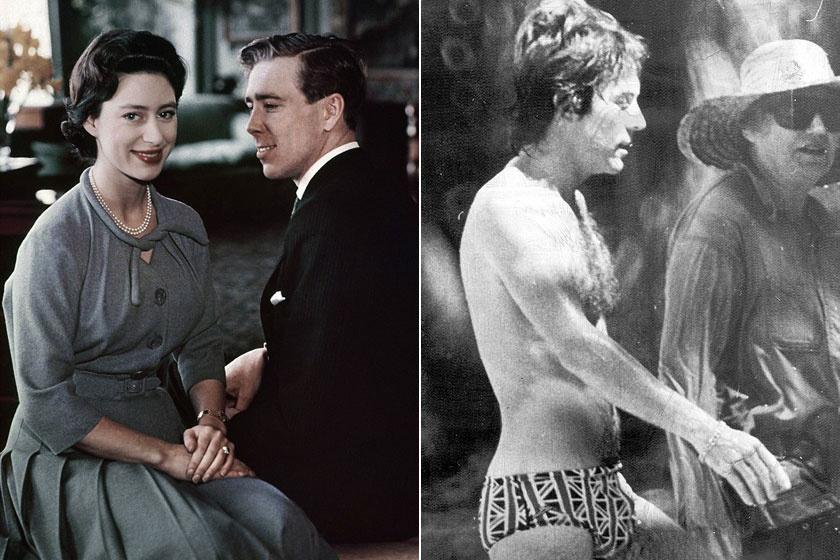 Margit hercegnő a férjével és később a szeretőjével