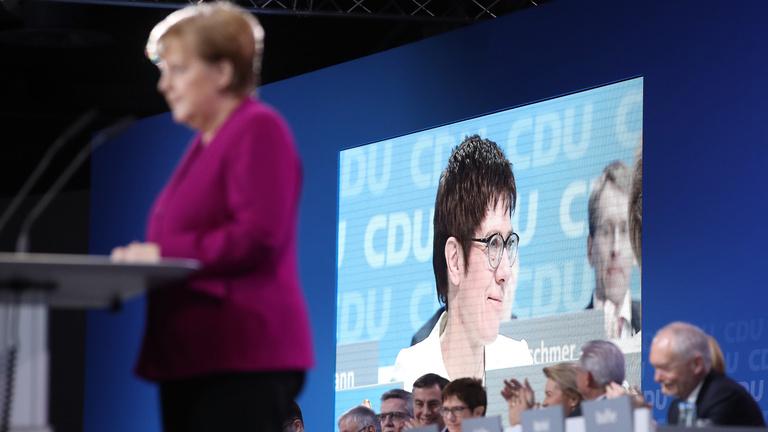 Már Merkel utódjáról beszélnek