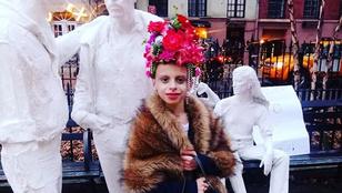Egyre népszerűbb a 10 éves transzvesztita kisfiú