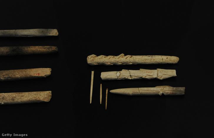 Cro-magnoni csonteszközök