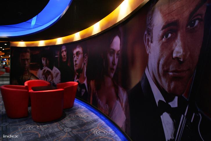 Cinema City az Allée-ban