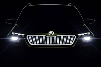 Gázzal és villannyal is megy majd a legújabb Škoda