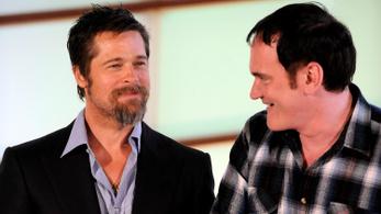 Brad Pitt is szerepel Tarantino Manson-filmjében