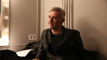 Alföldi Róbert: Én maradok a hazámban, amíg tudok dolgozni