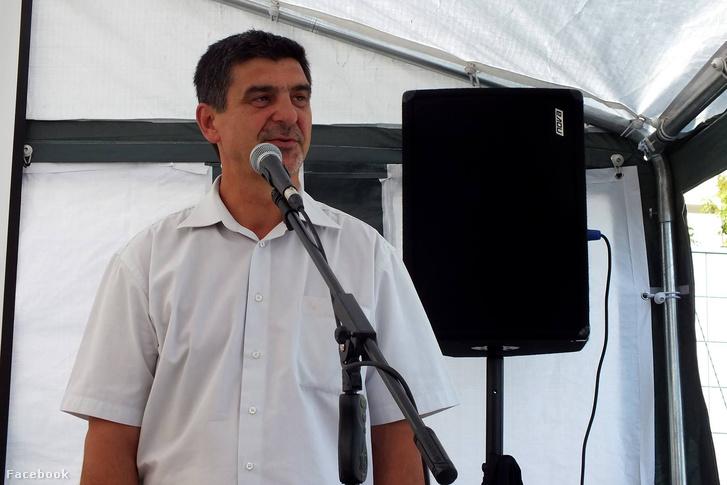 Horváth Tamás alpolgármester