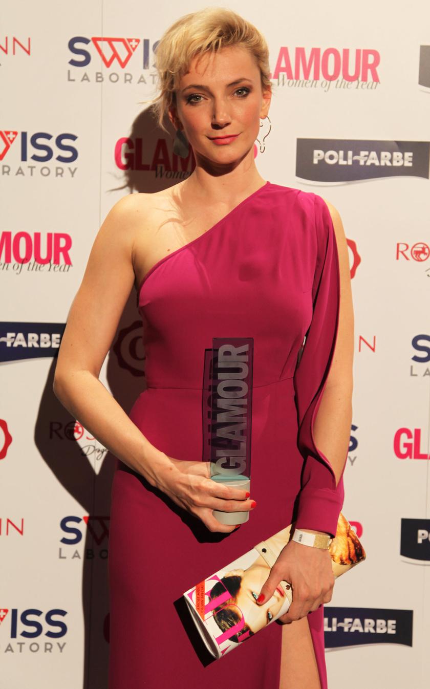 Az év színésznője: Borbély Alexandra.