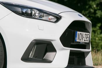 Hibrid lehet a következő Focus RS