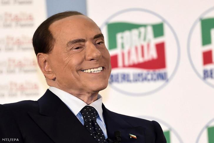 Silvio Berlusconi volt olasz miniszterelnök